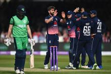 2nd ODI: England Thrash Ireland by 85 Runs to Clinch Series