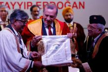 Jamia Remains Divided as Erdogan Collects 40th Doctorate Degree