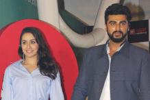 Shraddha Kapoor, Arjun Kapoor at 'Half Girlfriend' Music Concert