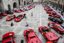 Italian Marques Mark 90 Years of The Mille Miglia in Style