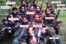 Burhan Wani's Group Photo Had 11 Militants. Two Yrs On, It's 8 Down