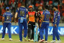 IPL 2017: Dhawan, Bowlers Shine as Hyderabad Crush Mumbai