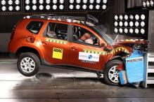 Renault Duster Fails Safety Crash Test, Scores Zero Out of Five
