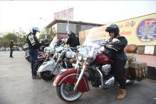 Indian Motorcycle Riders Group Organises Breakfast ride in Ahmedabad