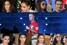 Bollywood celebrities at Justin Bieber's Mumbai concert