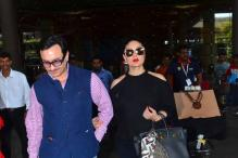 Kareena Kapoor Khan Weaves Black Magic With Her Airport Style This Time!