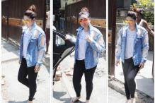 Kareena Kapoor Khan's Jacket And Post Workout Glow Is A Perfect Combination
