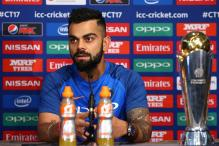Kohli Condemns Blasts but Says CT is of