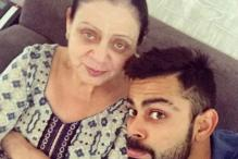 Virat Kohli Sends Out a Touching Tribute on Mother's Day