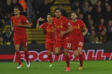 Emre Can Wonder Goal Tightens Liverpool's Hold on Third