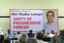 Opposition Resurrects The Spirit of Madhu Limye For Grand Alliance