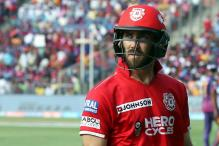 IPL 2017: Sehwag Feels Glenn Maxwell Failed as KXIP Skipper