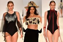 Project NextGen show at Mercedes-Benz Fashion Week 2017 in Sydney