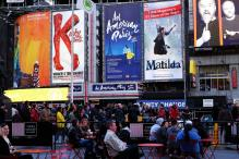 New York's Broadway Grosses Record $1.45bn Ticket Sales