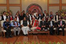 CIC Upholds MHA's View, Naga Accord to Remain a Secret in National Interest
