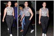 Parineeti Chopra Is Today's Best Dressed Girl At The Airport