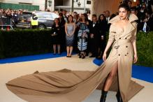 Priyanka Chopra's Outfit At Met Gala Red Carpet Is A Head Turner For Sure
