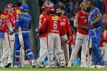 IPL 2017: Saha, Mohit Star as Punjab Edge Mumbai by 7 Runs