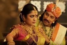 Kattappa Romancing Sivagami In This Video Will Surprise Baahubali Fans
