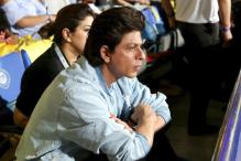IPL 2017: Shah Rukh Khan Cheers as Kolkata Storm Into Qualifier 2