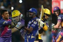 IPL 2017: Top 5 Batting Performances of the Tournament