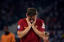 Francesco Totti Bids Farewell to Roma After 25 Years