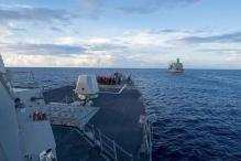 China Says US Patrol Severely Disrupts South China Sea Negotiations
