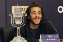 Portuguese Crooner Awaiting Heart Transplant Wins Eurovision