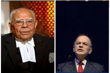 I Would Aggravate Charges: Jaitley on Jethmalani Calling Him a 'Crook'