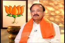 Stone-pelters in Kashmir are Paid by Our Neighbour, Says Venkaiah Naidu