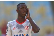 Real Madrid Set to Sign 16-Year-Old Vinicius Junior For $50.4m