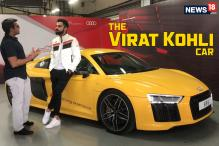 Virat Kohli On His Love For Audi R8 and How He Freaked Out Chris Gayle