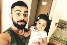 Virat Kohli is in Awe of Harbhajan Singh's Daughter