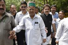 Himachal CM Virbhadra Singh Vacates his Shimla Rural Seat, Will Contest From Arki