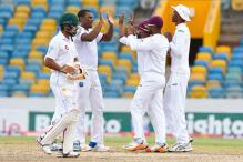 2nd Test: West Indies Claim Late Wickets as Pakistan Close on 172-3