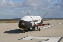 US Air Force's Secret Space Plane Lands After 2-year Mission