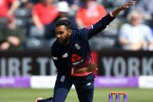 Eoin Morgan Glad to See Rashid Leave Ireland in a Spin