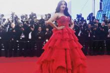 Aishwarya Rai Is The Quintessential Lady In Red At Cannes 2017