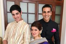 Akshay Kumar Attends National Awards Gala With Twinkle, Aarav