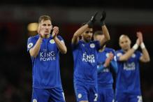 Top-half Finish Not Bad for Leicester City: Albrighton