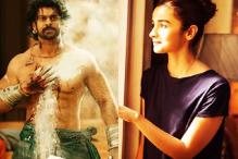 Need a New Word For This Giant; Rock-buster?: Alia Bhatt on Prabhas