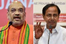 KCR Seeks Amit Shah's Apology Over Comments On Central Funds
