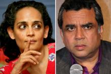 Tie Arundhati Roy Instead: Paresh Rawal Wades Into 'Human Shield' Row
