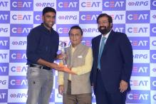 Ashwin Wins International Cricketer of the Year Award