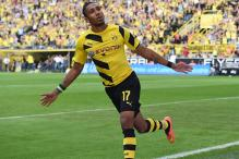 Paris Saint-Germain Ready With 70 Million Euros Bid For Dortmund's Aubameyang: Report