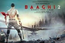 Baaghi 2 First Poster: Tiger Shroff Is Back With an Action-packed Love Story