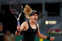 Eugenie Bouchard Beats 'Fallen Idol' Sharapova in Madrid Open