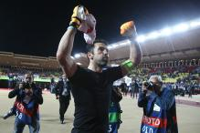 Buffon Celebrates 100th Juventus Champions League Game in Style