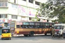 Tamil Nadu Grinds to Halt as State Buses go on Strike