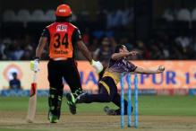 IPL 2017: Nathan Coulter-Nile's Great Return Catch Highlight Of Excellent Spell